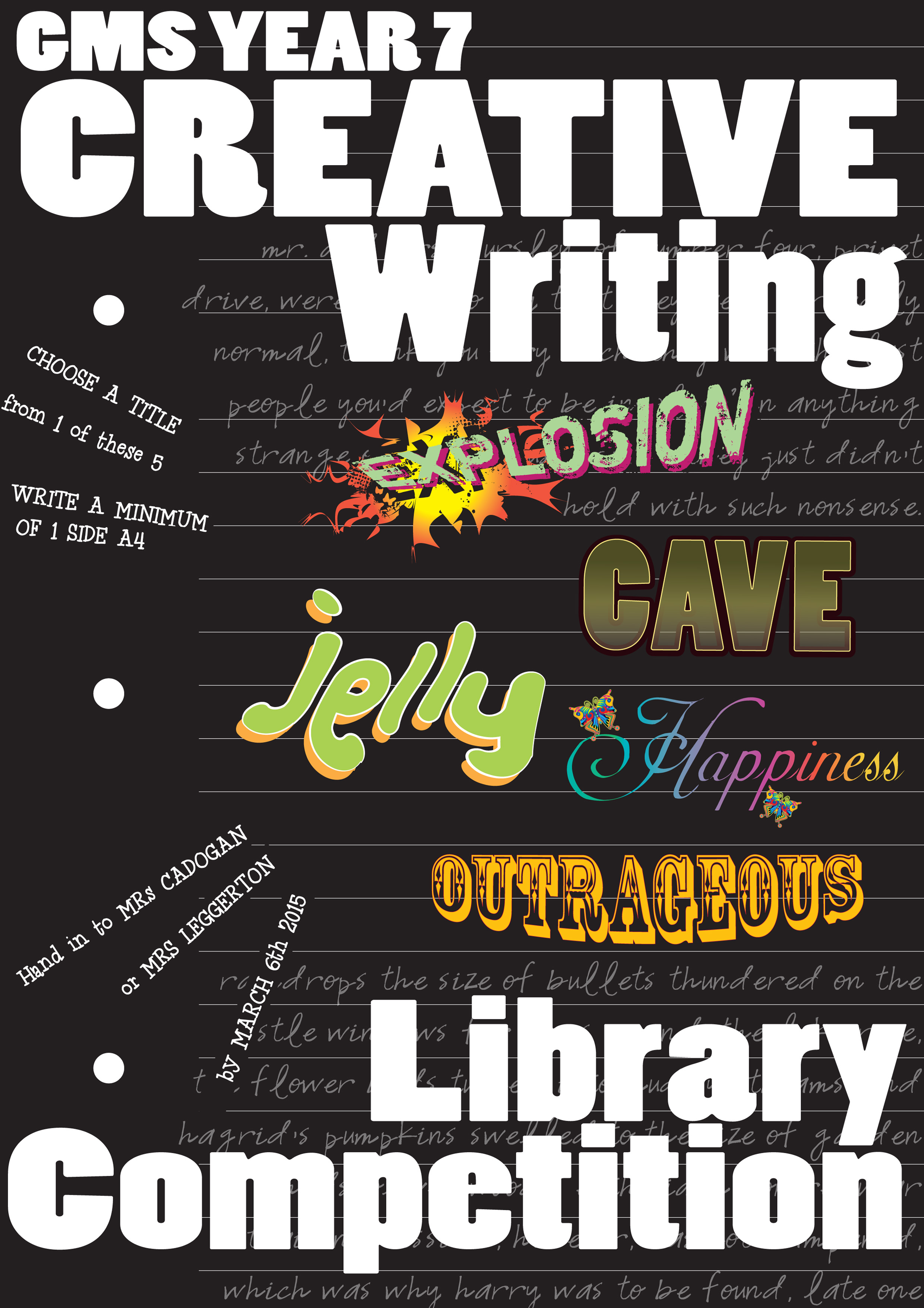 how to write a business article creative writing programme