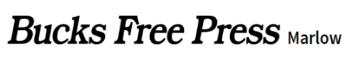 Library Bucks Free Press logo
