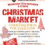 FOGMS Christmas Market 2015