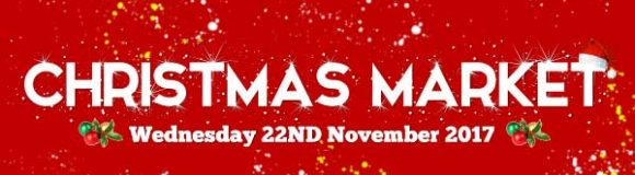Christmas Market 22nd November